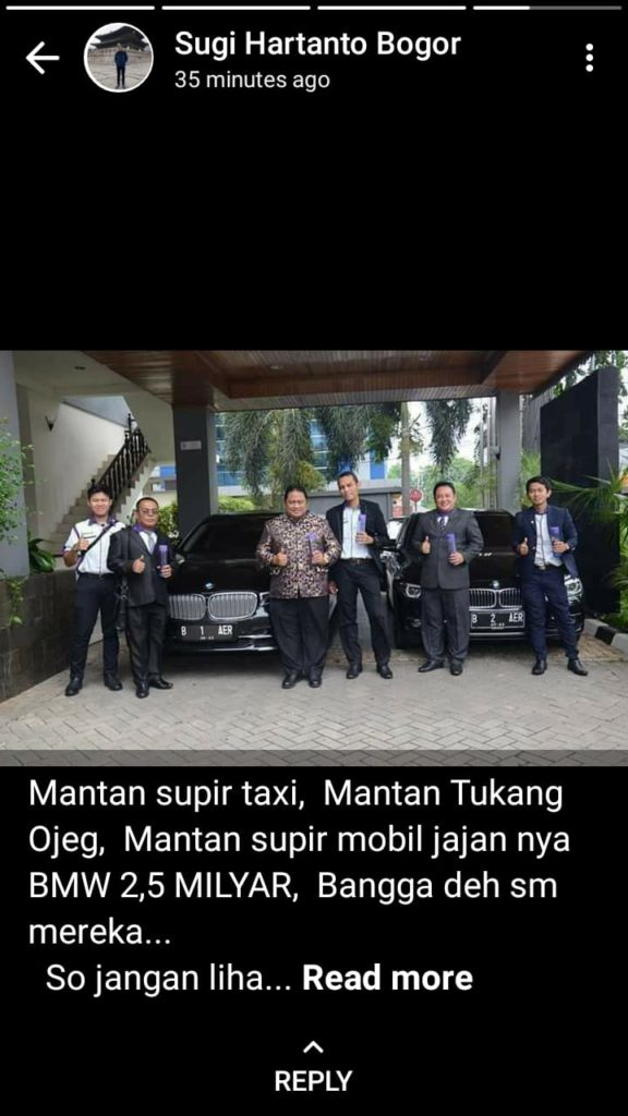 0881-405-1049 Milagros Malang Lowokwaru - Agus Purnomo Director - New Cars